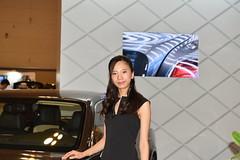 DSC_8522 (hideto_n) Tags: portrait cute girl car japan japanese nikon automobile pretty nagoya d750 motor f28 motorshow   2470mm       2015 19 nikond750