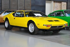 "DeTomaso Pantera GTL ""Series I"" (1973) (Transaxle (alias Toprope)) Tags: auto italy berlin classic cars ford beautiful beauty car sport yellow tom vintage design amazing italian nikon italia power antique cleveland engine voiture historic retro exotic giallo coche soul carros classics carro vehicle oldtimer motor bella autos powerful iconic macchina 1973 v8 coches styling clasico ghia voitures toprope exotics pantera detomaso italiane meilenwerk 351 macchine vignale motore dreamcar d90 seriesi midship gtl midengine 10favs tjaarda rmr midshiprunabout tomtjaarda italauto 58liter rmrlayout italianblood midshipengine centralengine classicremise"