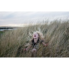 Photo of Party in the grass #1 #portrait #photography #landscape #scotland