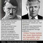 Hitler-Trump-deportation, From FlickrPhotos