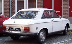 Peugeot 304 Coup 1975 (XBXG) Tags: auto old france holland classic netherlands car amsterdam vintage french automobile nederland voiture 1975 frankrijk paysbas coupe peugeot coup ancienne 304 franaise peugeot304 44de44