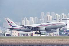 B-192 Airbus A.300B4-220 China Airlines (pslg05896) Tags: hkg vhhh hongkong kaitak b192 airbus a300 chinaairlines