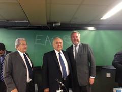 Edgard Hermelino Leite Junior participou dos eventos promovidos pelo IBEJI - Instituto Brasileiro de Estudos Jurídicos de Infraestrutura