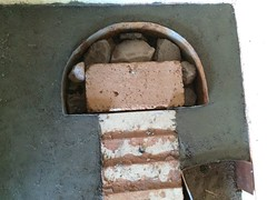 RMH0043 (velacreations) Tags: rmh woodburningstove rocketmassheater