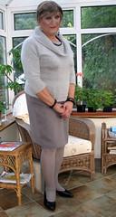 IMG_5011-001 (fionaxxcd) Tags: crossdressing bust tranny transvestite crossdresser stilettoes trannie mtf m2f pencilskirt blacknailvarnish greytights rollnecksweater