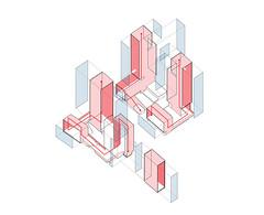 Проект делового квартала Qilin Technology Innovation Park в Нанкине от Ennead Architects