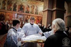 Литургия в Софийском соборе 160