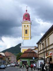 """Nagybánya, """"Ásító-torony"""" (ossian71) Tags: románia romania erdély transylvania nagybánya baiamare épület building műemlék sightseeing torony tower"""