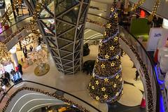 2016 Weihnachtsbaum in MyZeil Frankfurt (mercatormovens) Tags: weihnachten xmas weihnachtsdekoration advent myzeil weihnachtsbaum