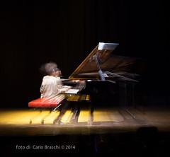 HIROMI (Mago Foto) Tags: 00luoghi 0luogidiconcerti 2012 anni bucci hiromi musicisti panko vj vj2012 vjwinter jazz musica