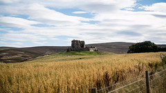 Sco-49 (tom-ak) Tags: dufftown scotland royaumeuni gb auchindoun castle uk