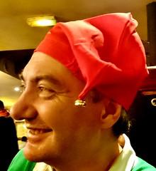 "France, Pyrénées-Atlantiques, Bayonne - Martin Hathaway in Katie Daly's Irish Bar (Biffo1944) Tags: france pyrénéesatlantiques bayonne ""martin hathaway"" x ""katie dalys"" ""irish bar"" sonyz10242"