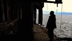 Abandoned Ferry 24 (stevensiegel260) Tags: ferry abandoned ruins georgewashingtonbridge newyork newjersey hudsonriver binghamton