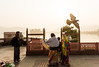@Jal Mahal,Jaipur. (vjisin) Tags: rajasthan india iamnikon nikond3200 asia incredibleindia indianheritage travelphotography travel nikon jalmahal touristplace dawn sunlight shadows man sun mahal bird indianstreetphotography streetphotography woman pigeon dynamic light