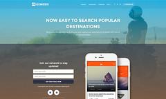 demo-05 (R_GENESIS) Tags: app landing page rgen applead themeforest premium marketing showcase