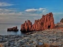 Rocce Rosse - Arbatax (federicopisano15) Tags: roccerosse mare