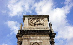 Great Trajanic Frieze, Arch of Constantine (east)