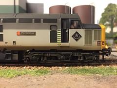 37418 xe IM Pectinidae (daveymills31294) Tags: 37418 pectinidae class 37 374 bachmann 4mm railfreight petroleum