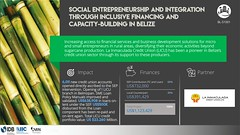 Inclusive Financing Belize (FominBid) Tags: belize inclusivefinancing capacitybuilding sme creditunion
