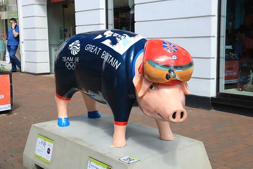 Ipswich Pigs Gone Wild 2016 - 14. Sir Bradley Piggins