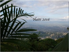 Haiti - not long after Hurricane Matthew moved through.