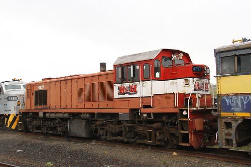 R&H Transport 4717
