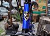 Iron Horse (I'm Smokin) Tags: ironhorse bicycle bike blue