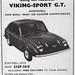 Peel Viking-Sport GT (1966-67)