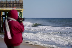 Surfing Seaside Heights Ortley Beach January 2017 (Dave_Lospinoso) Tags: ortley beach new jersey surfing surfer lavallette seaside heights canon sony iphone 7 samsung galaxy kelly slater waves ocean swell landscape toms river township news 12 nj noreaster 2017