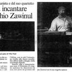 Rassegna stampa TAM 1997