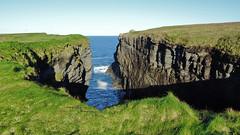 257  Creeragh Gap, südlich von / south of:   Kilkee (roving_spirits) Tags: ireland irland irlanda irlande countyclare wildatlanticway
