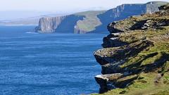 272 Blick von Hag's Head zu Moher Cliffs (roving_spirits) Tags: ireland irland irlanda irlande countyclare wildatlanticway