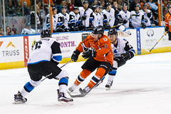 "Missouri Mavericks vs. Wichita Thunder, February 3, 2017, Silverstein Eye Centers Arena, Independence, Missouri.  Photo: John Howe / Howe Creative Photography • <a style=""font-size:0.8em;"" href=""http://www.flickr.com/photos/134016632@N02/32561313432/"" target=""_blank"">View on Flickr</a>"