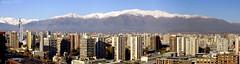 Los Andes (Javiera C) Tags: santiago chile paisaje landscape cityscape ciudad city edificio building cordillera montaña mountain panorámica losandes