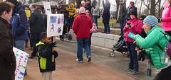 2017.01.29 Oppose Betsy DeVos Protest, Washington, DC USA 00235