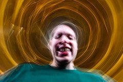Spinning Into A Wormhole (Nicholas Erwin) Tags: abstract portrait selfportrait selfie nicholaserwin spinning dizzy weird freak experimental nikon d610 1635f4vr fav10