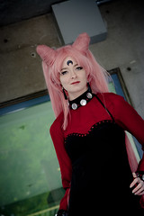 Fanime 2015: Black Lady (Eras Photography) Tags: sailormoon animecosplay sailorscouts chibimoon blacklady wickedlady sailormooncosplay smalllady wickedladycosplay sailormoonwickedlady blackladycosplay sailormoonblacklady chibimoonblacklady