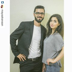#Repost @mayaakanaan with @repostapp. ・・・ Myfavourite&I ❤ (Waelboy) Tags: square squareformat iphoneography instagramapp uploaded:by=instagram