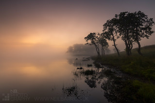 Loch Awe Dawn