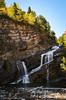 Cameron Falls (Witty nickname) Tags: longexposure water rockies falls waterfalls alberta watertonnationalpark waterton d800 cameronfalls southernalberta nikkor2470mmf28