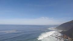 Coastal Cliff Hiking - Otter Trail (Rckr88) Tags: ocean travel sea sky cloud nature water clouds southafrica outdoors coast waves wave cliffs coastal coastline wilderness gardenroute tsitsikamma easterncape ottertrail rockycoastline tsitsikammanationalpark
