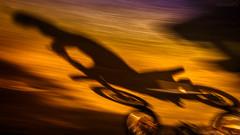Super Motard - DSC09142 (cleansurf2) Tags: road wallpaper orange abstract bike yellow speed arty widescreen vivid fast australia ultra motard 4k supermotard 16x9 ilce apsc a6000