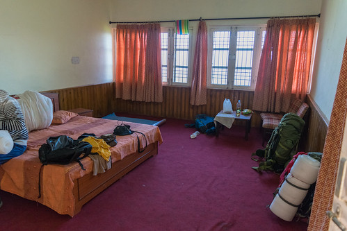 A room at Parashar FRH