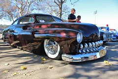 2015 Grand National Roadster Show (USautos98) Tags: california mercury hotrod pomona 1950 streetrod merc kustom leadsled grandnationalroadstershow gnrs