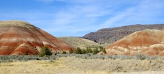 Painted Hills (BriarCraft - crazy busy in July) Tags: oregon geology paintedhills day251 day251365 365the2015edition 3652015 8sep15