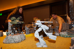 Players and dealers attend Gamex 2015, the final convention of the year from Strategicon.  Featuring board games, RPG, Video Games, Family Games, Party Games, LARPS, and much more.  Event took place September 4 through September 7, 2015 at the Hilton LAX (dooley) Tags: ca family painting fun miniatures play unitedstates weekend auction videogames gaming poker rpg dungeonsanddragons convention boardgames tabletop cardgames inglewood gamers strategicon tabletopgames gamex