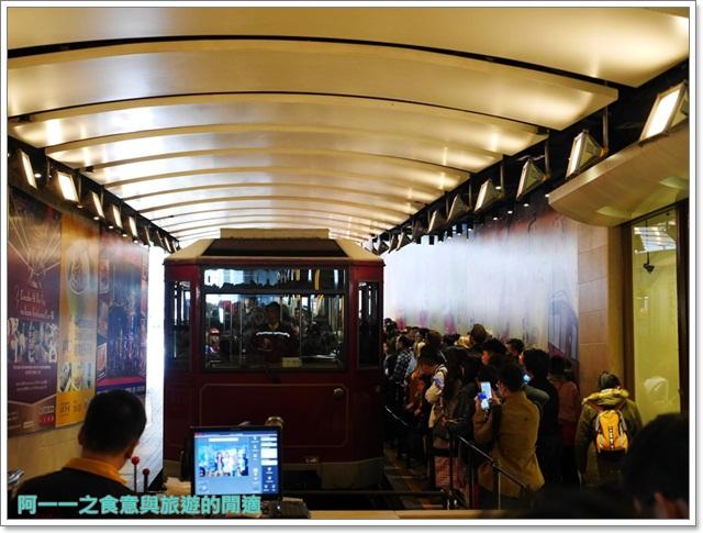 香港旅遊太平山夜景山頂纜車聖約翰座堂凌霄閣摩天台山頂廣場image040