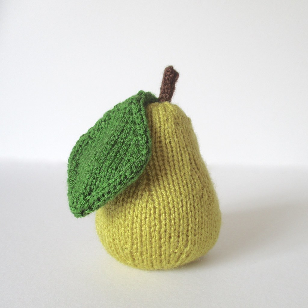 Knitting Patterns For Vegetables And Fruit : The Worlds Best Photos of fruit and knitted - Flickr Hive Mind