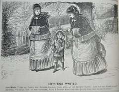 Definition Wanted! - Punch 1873 (AndyBrii) Tags: london satire punch wit 1873