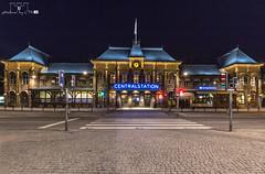 Gteborgs_Centralstation_001 (pXelbre! by LTX) Tags: station architecture night gteborg nacht sweden schweden bahnhof historic hauptbahnhof architektur sverige centralstation historisch swe drottningtorget gteborgscentralstation